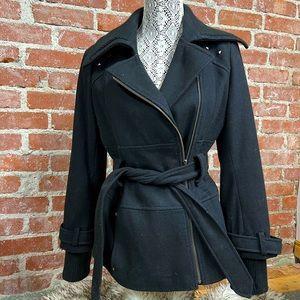 WOOL blend fall/winter jacket by KENSIE